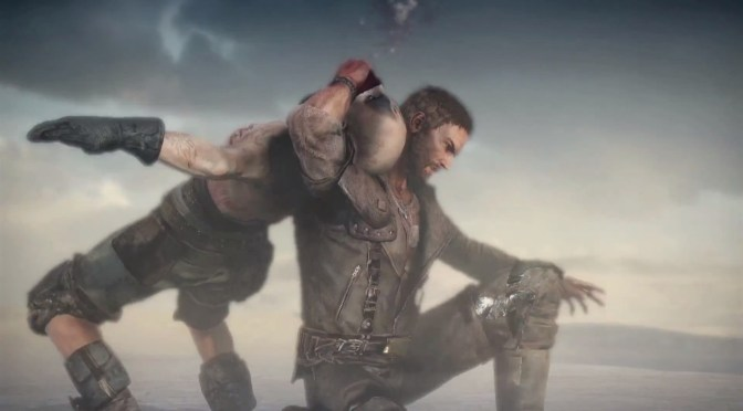 Imágenes y Video con gameplay de Mad Max