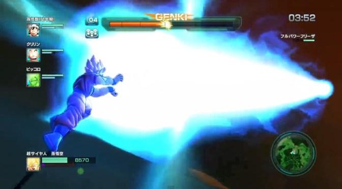 Gokú, Gohan, Pícoro y Krillin vs Freezer en este avance de Dragon Ball Z: Battle of Z e imágenes del arte del juego