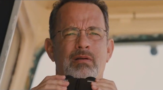 """Tom Hanks es tomado rehén por piratas somalíes en el segundo trailer de """"Capitán Phillips"""""""