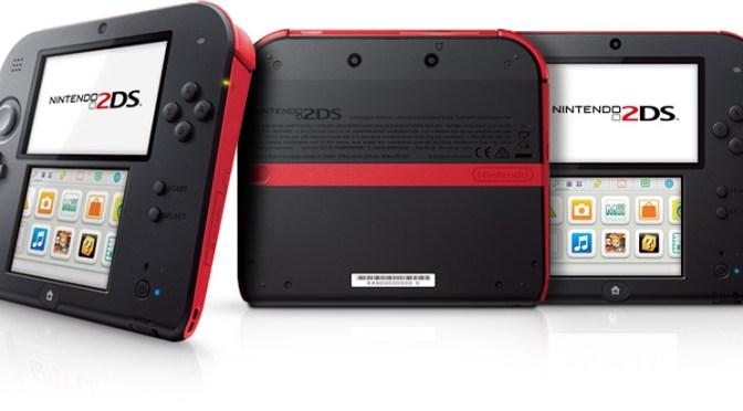 ¿Que hay de correcto e incorrecto en el Nintendo 2ds?