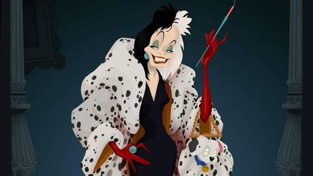 Disney prepara película live-action de Cruella de Vil