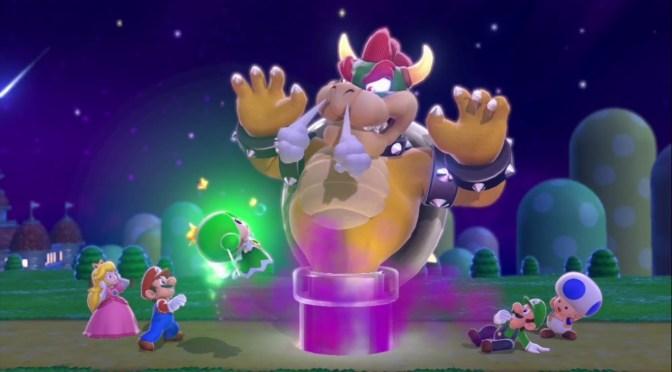 Conoce los Power Ups y la trama de Mario 3D World en este nuevo avance