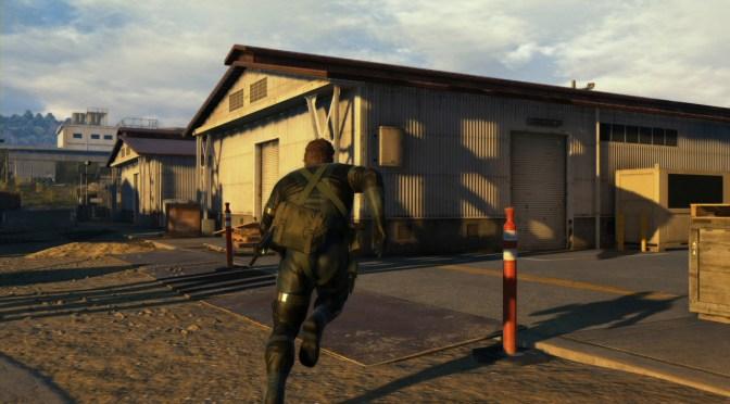 Metal Gear Solid: Ground Zeroes llegará en la primavera del 2014
