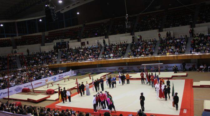 Gala Gimnástica Internacional 2013 ¡Todo un éxito!