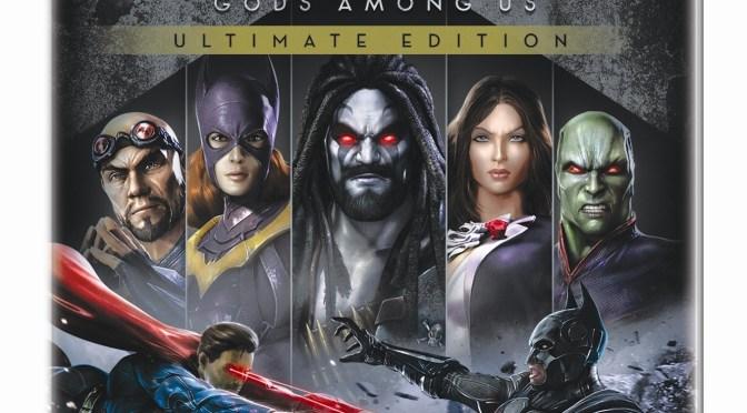 Llega el avance de presentación de Injustice: Gods Among Us Ultimate Edition
