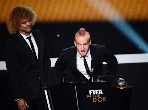 Candidatos al Premio Puskás, al mejor gol del año 2013