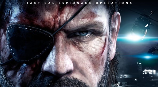 Conoce la portada de Metal Gear Solid V: Ground Zeroes