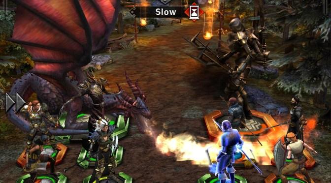 Heroes of Dragon Age ya se encuentra disponible para iOS y Android