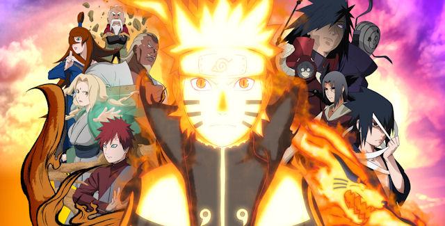 Se prepara un nuevo juego de Naruto Shippuden