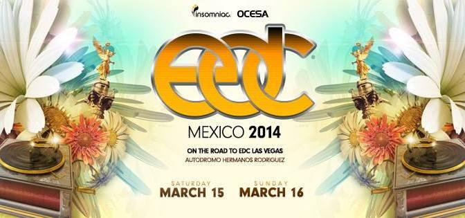 Insomniac Devela La Primera Fase del Lineup de Artistas para el debut de Electric Daisy Carnival, Mexico