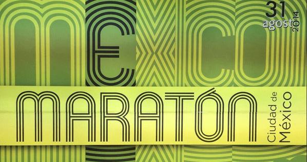 La edición XXXII del Maratón de la Ciudad de México será Ecológico