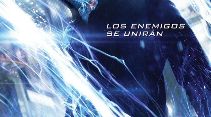 Electrizantes pósters de 'El Sorprendente Hombre-Araña 2'
