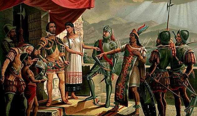 Spielberg podría dirigir filme sobre Moctezuma y Hernán Cortés