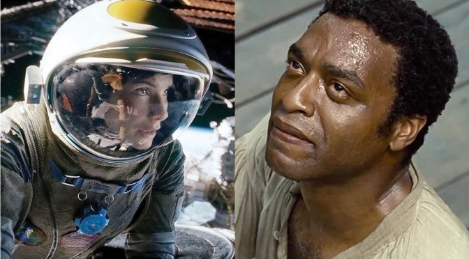 'Gravedad' y '12 Years A Slave' empatan mejor película en Producers Guild Awards.