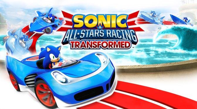 Llega Sonic & All-Stars Racing Transformed a los dispositivos iOS y Android
