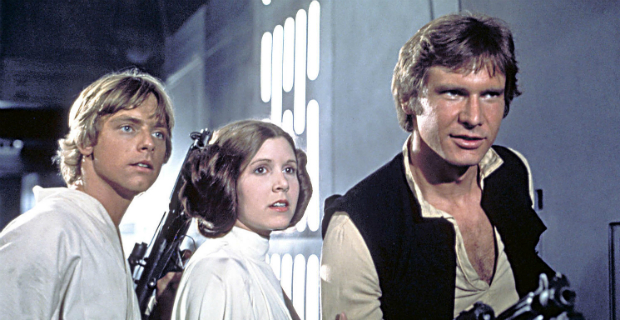 Carrie Fisher confirma que regresa con Harrison Ford y Mark Hamill para 'Star Wars: Episode VII'