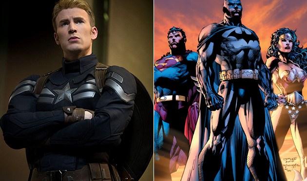 'Batman vs Superman' batallará en taquilla contra 'Capitán América 3' en mayo del 2016
