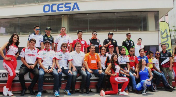 """Todo listo para el regreso de Nascar Toyota Series en la """"México 240"""", donde se tiene récord de autos por competir"""