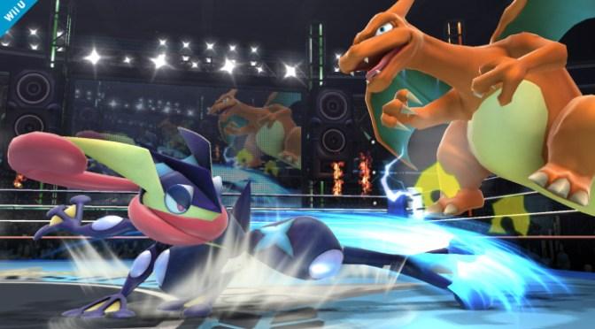 Charizard y Greninja abandonan a su entrenador para unirse a Super Smash Bros