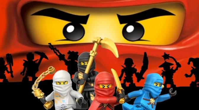 La película 'Ninjago' de LEGO se estrenará en 2016