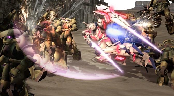 Dynasty Warriors: Gundam Reborn llegará de manera digital a América