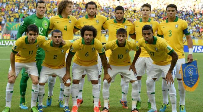 Brasil da a conocer su lista para el Mundial