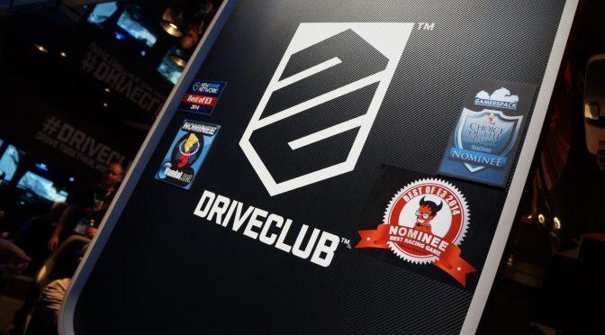 [E3 2014] Preview y Hands On de Drive Club