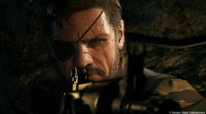 La caja regresa en Metal Gear Solid V: The Phantom Pain!!