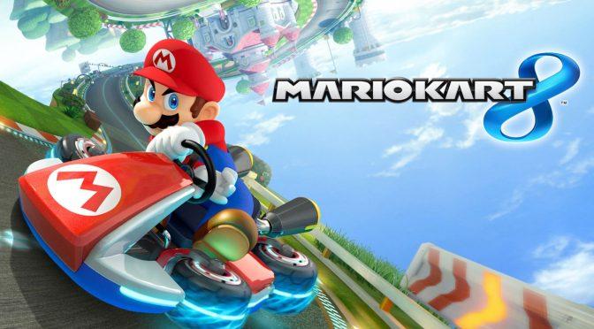 Reseña: Mario Kart 8