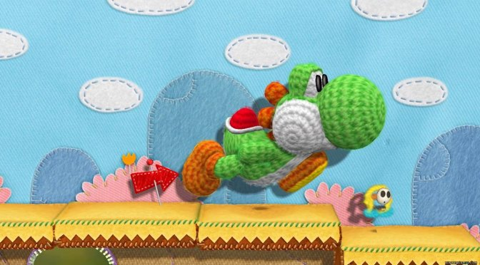 [E3 2014] Yoshi's Wooly World no será una secuela a Kirby's Epic Yarn