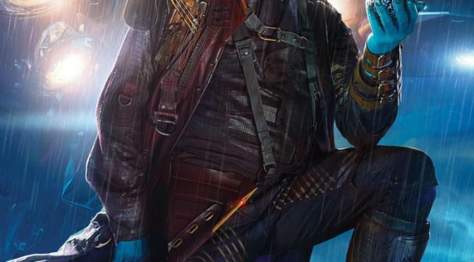 Corpsman Dey, Nova Prime y Yondu reciben su póster de 'Guardianes de la Galaxia'