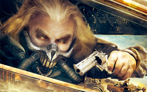 [SDCC 2014] Alocado primer trailer de Mad Max: Fury Road + 4 pósters