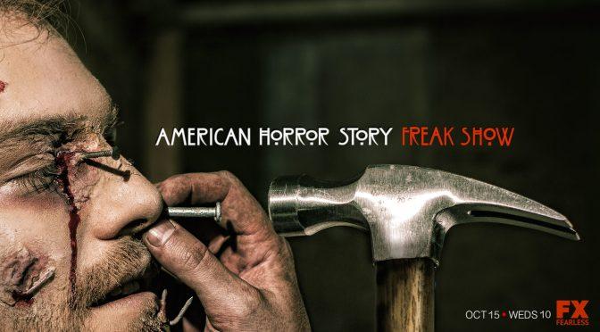 AHS: Freak Show obtiene su primer Teaser