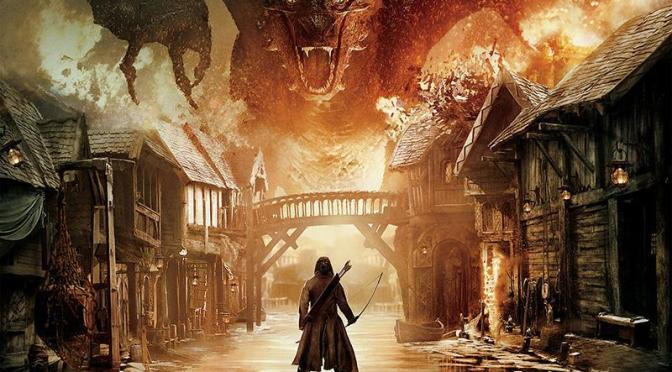 [SDCC 2014] Primer póster de 'The Hobbit: The Battle of the Five Armies'