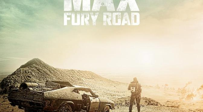 [SDCC 2014] Primer póster de 'Mad Max: Fury Road'