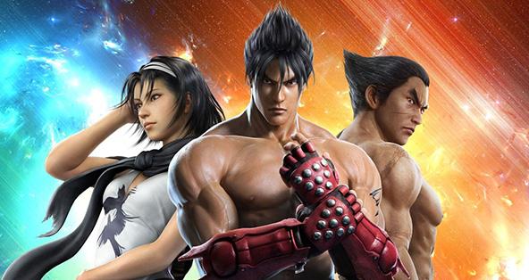 Se anuncia el lanzamiento de Tekken 7