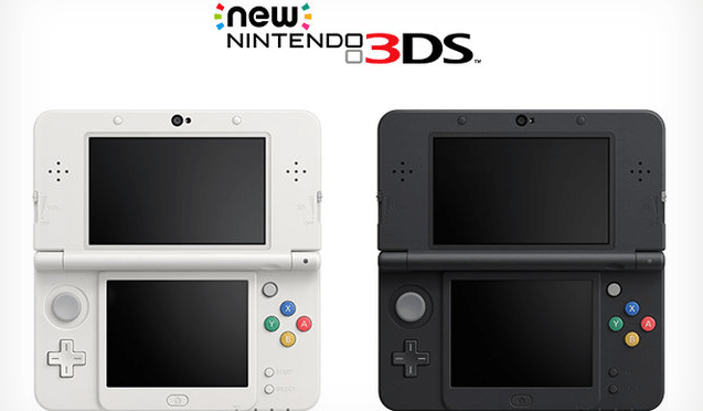 Nintendo nos presenta un nuevo 3DS