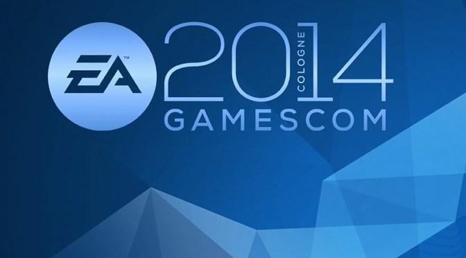 Resumen de EA en Gamescom 2014