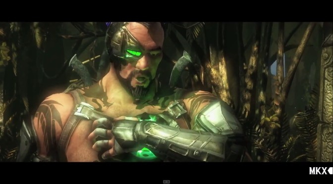 Kano regresará a Mortal Kombat X más mortal que nunca!!
