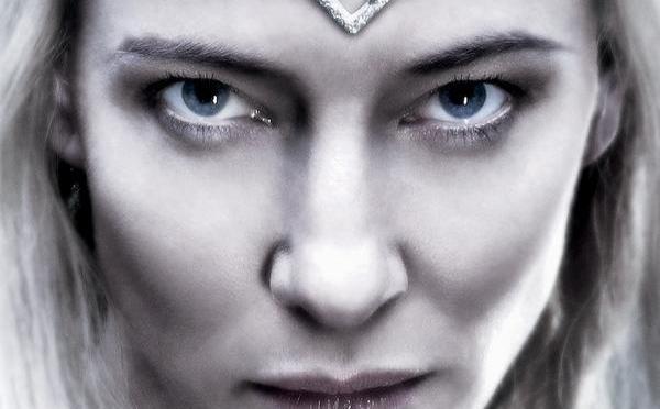 Galadriel  hace su aparición en un nuevo póster de El Hobbit: La Batalla de los Cinco Ejercitos
