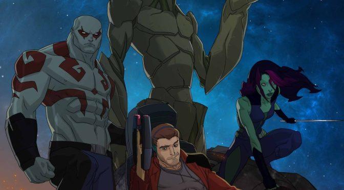 Seria Animada de Guardianes de la Galaxia anunciada.