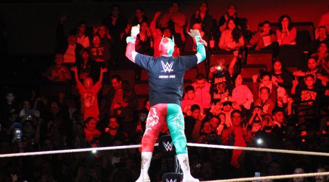 WWE Live todo un éxito en la Ciudad de México