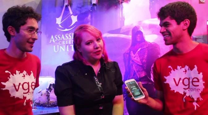 [EGS 2014] Un poco más de Assassin's Creed Unity una entrevista con Bio Jade
