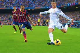 Previa: Real Madrid C.F  vs F.C Barcelona, el clásico global.
