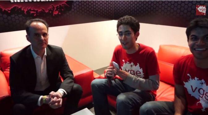 [EGS 2014] Entrevista a Giancarlo Mori, CEO de Movyl Entertainment