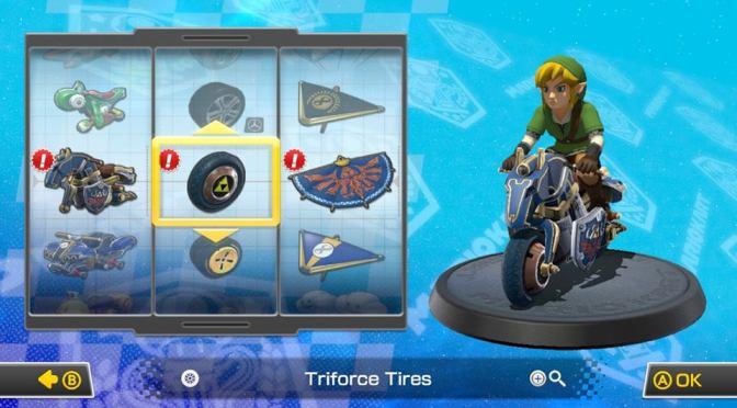 #Nintendovember – ¡Ya disponible el Primer DLC de Mario Kart 8!
