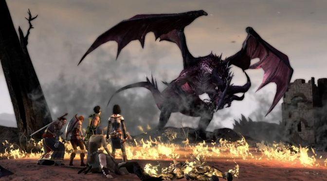 Nuevo vídeo de Dragon Age Inquisition