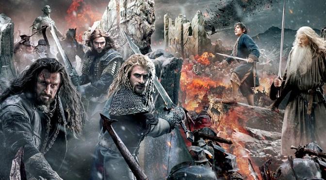 Ya llegó el último Trailer de The Hobbit: the Battle of the Five Armies