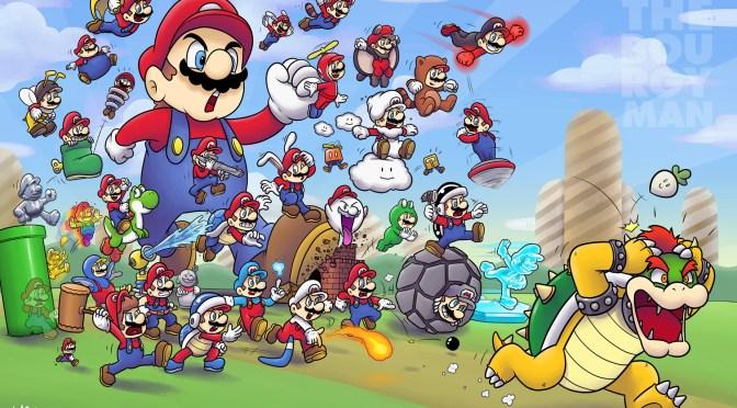 #Nintendovember – Top 10 – Los Mejores Power-Ups de Super Mario Bros.