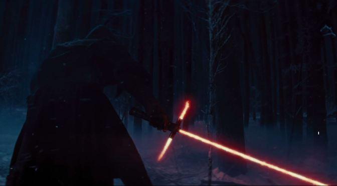 La fuerza es poderosa en el primer teaser trailer de 'Star Wars: The Force Awakens'